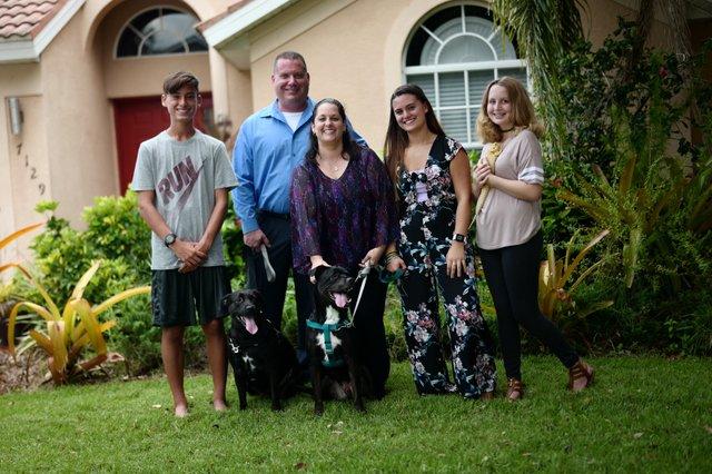 Michelle Turchetta family