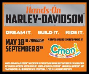 Cmon harley May