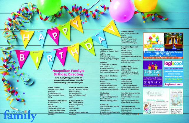 Birthday Directory image