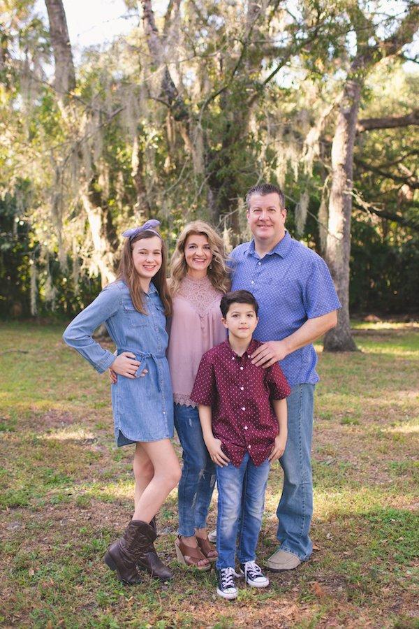 Torrie Heathcoat Family