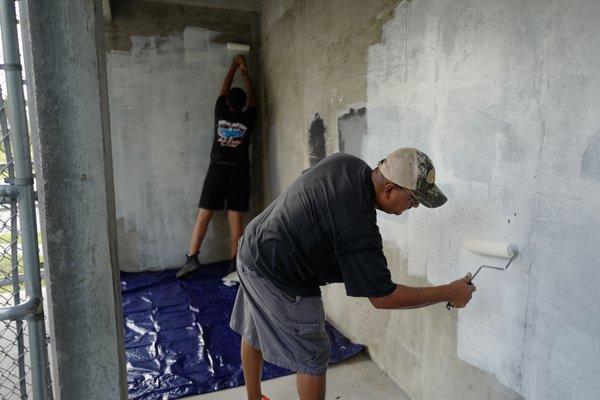 VOE painters