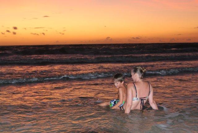 Christina Shutter beach