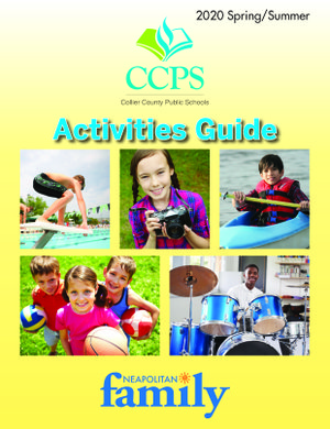 CCPS Activities Guide Spring/Summer 2020