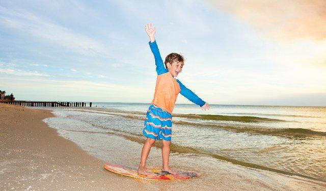 Back to beach Cooper