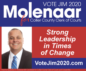 Molenaar Campaign red blue