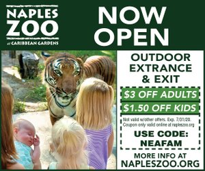 Naples Zoo Reopening 2020