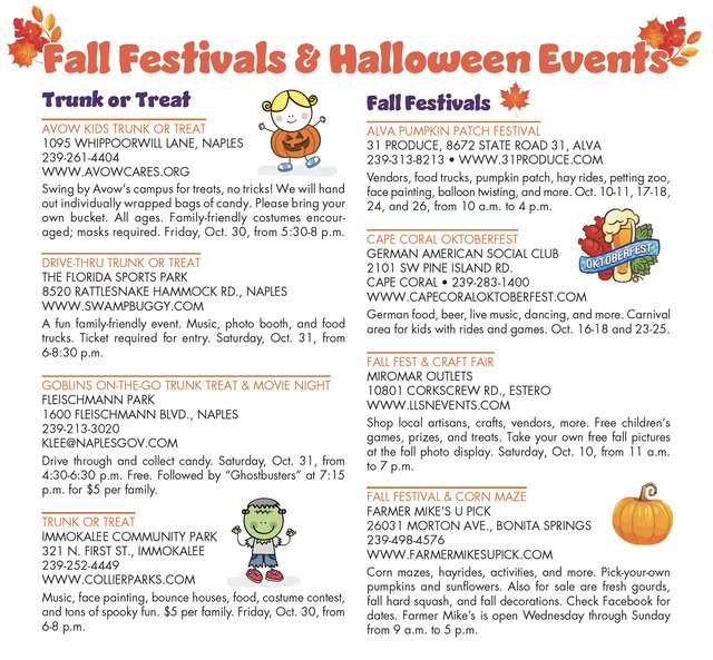 Free Halloween Events 2020 Near Me Fall Festivals and Halloween Events 2020   neafamily.com