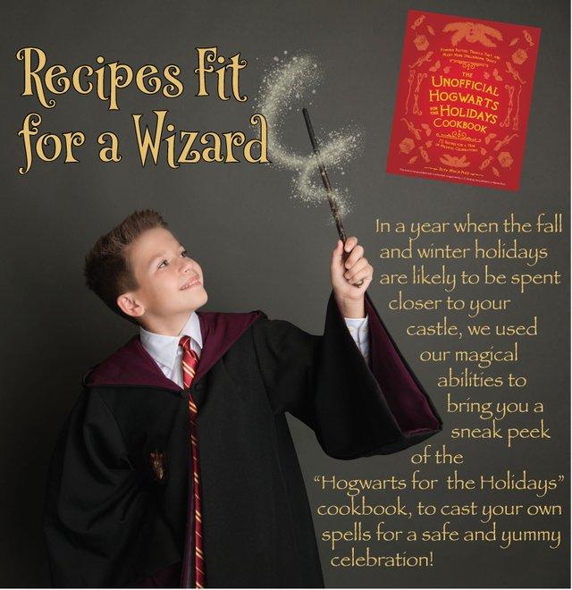 Hogwarts cookbook