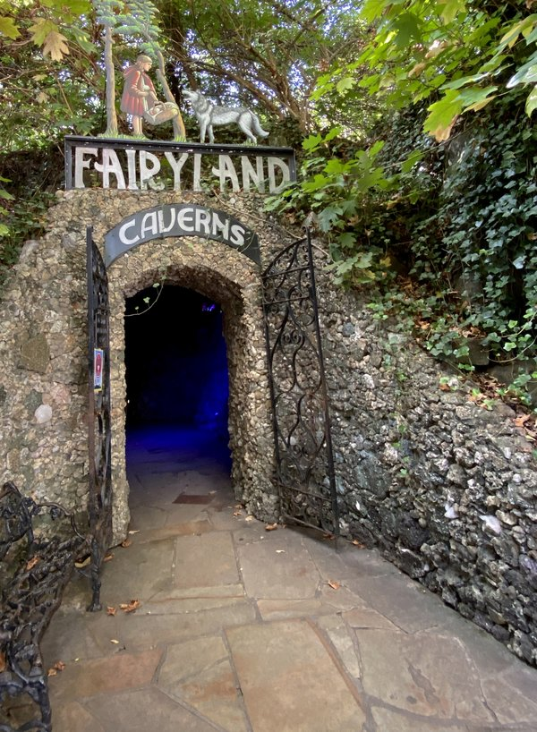 Rock City Fairy Land Cavern