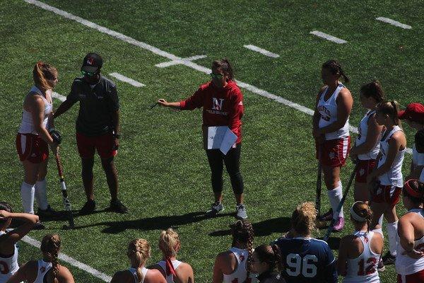 Coach Hannah Dave