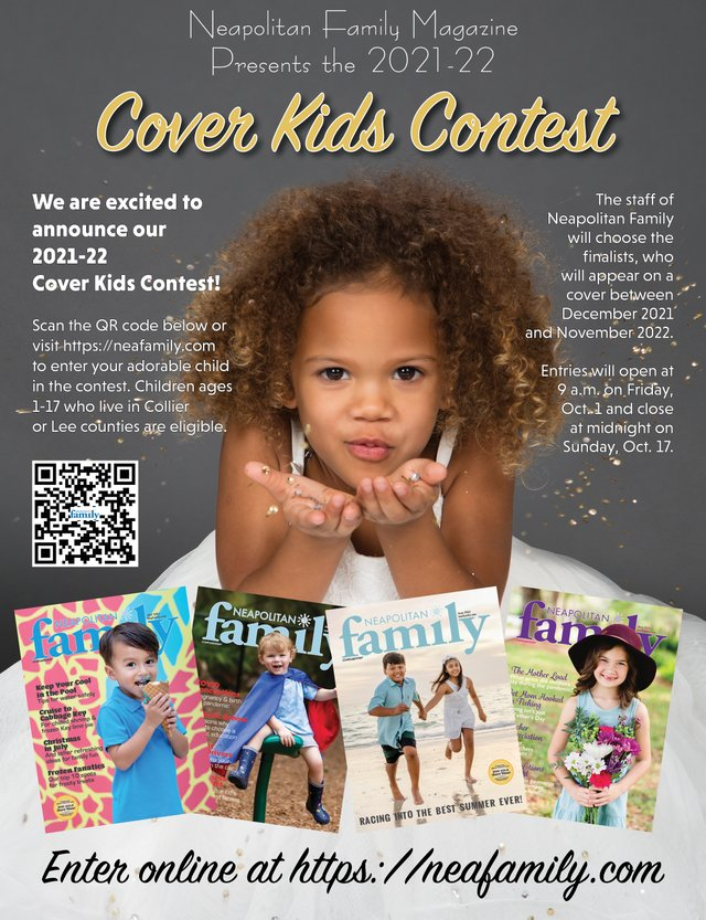 Cover Kids Contest 2021