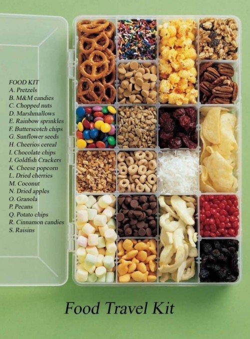food travel kit
