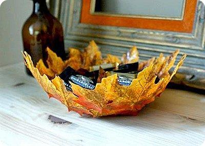 7. leaf bowl