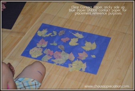 19. leaf placemats