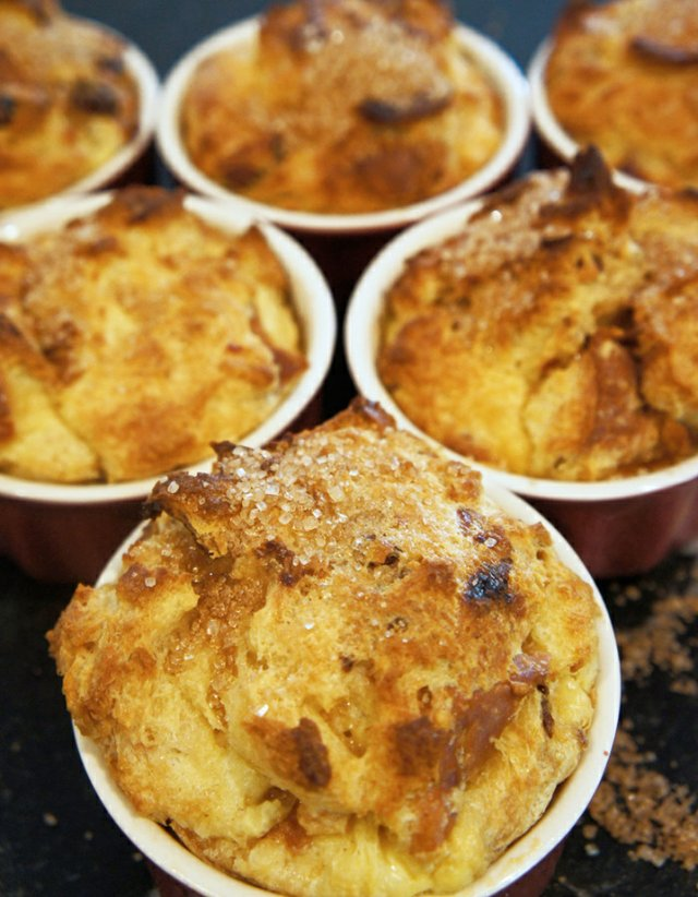 28. bread pudding