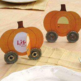 pumpkin coach
