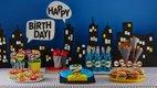 Superhero Birthday Party Food