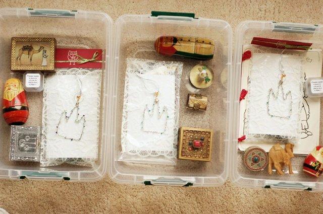 Child's Ornament Box