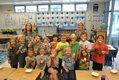 classroom food shot