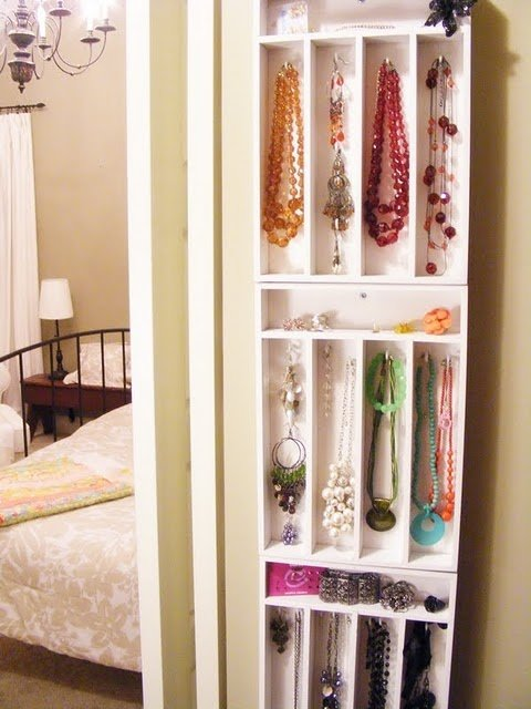 Jewelry Cutlery Storage