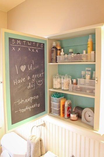 Medicine Door Chalkboard