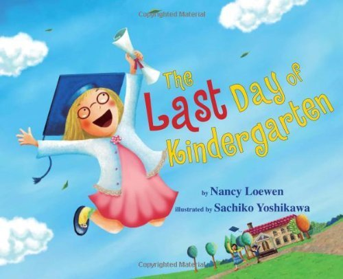 Last Day of Kindergarten book cover