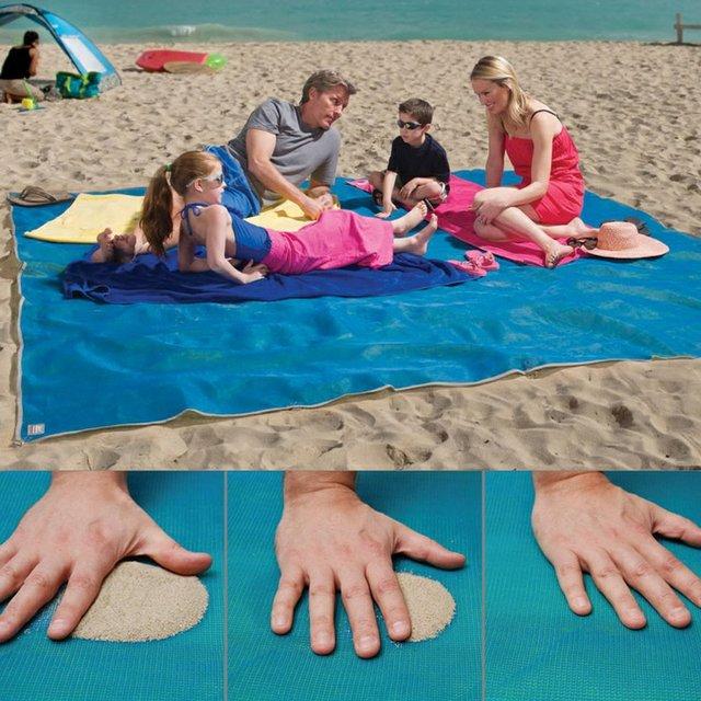 no sand matt