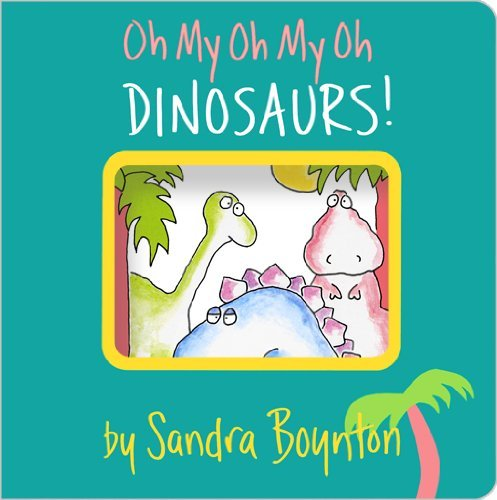 Dinosaurs book cover