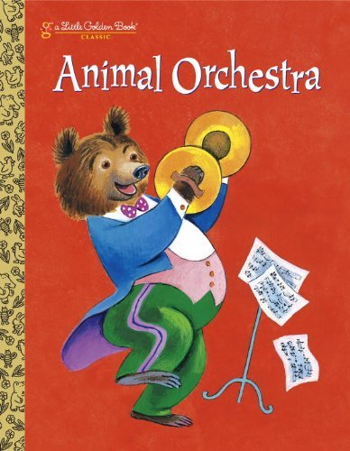 Animal Orchestra book cover