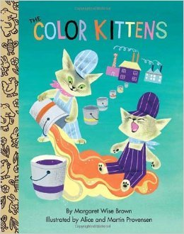 Color kittens book cover