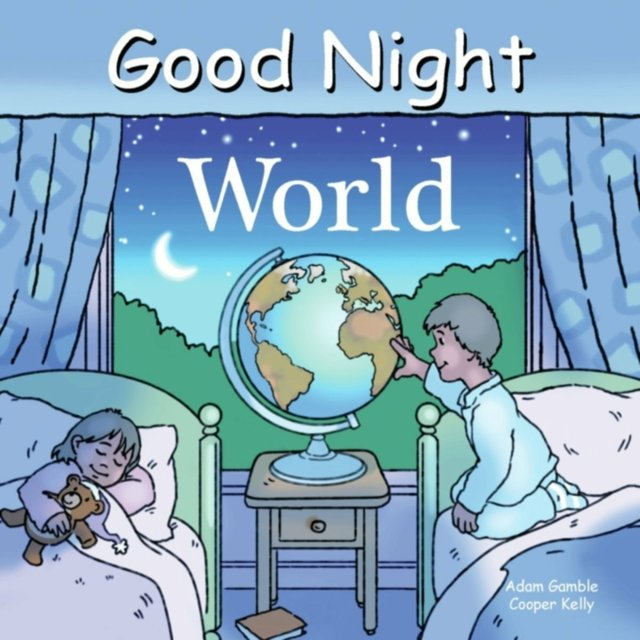 Good night work book cover