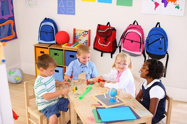 K classroom