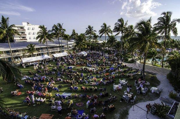 Summer Jazz on the Gulf 2014