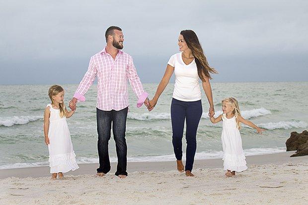 Brent Hernandez Family